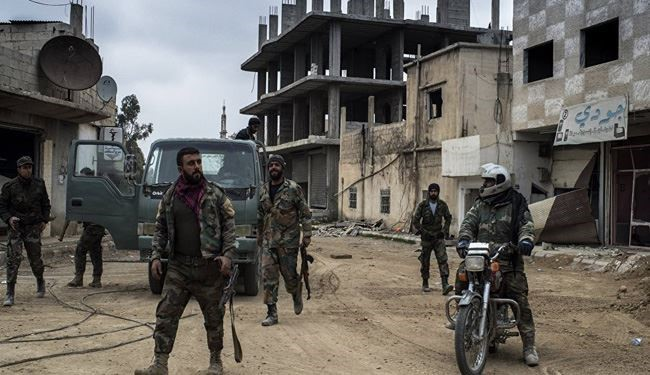 Syrian Army Regains Strategic Arak Oilfield near Palmyra in Homs Province