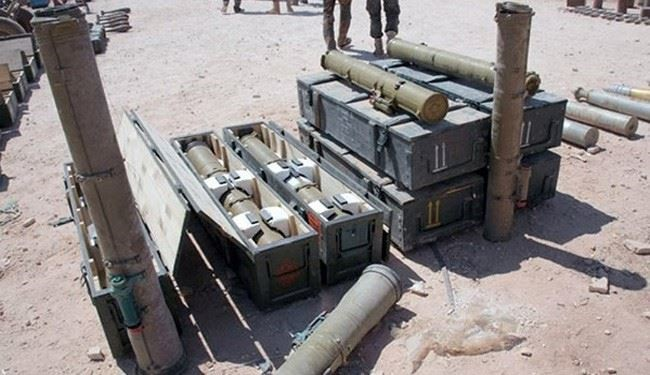Syrian Army Takes ISIS Militants' Arms Cargo in Sweida