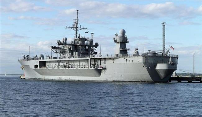 Russian Ships 'Shadowing' US Navy during Large NATO Exercise