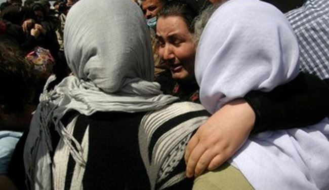 Over 350 Izadi Women Rescued from ISIS in Iraq's Fallujah