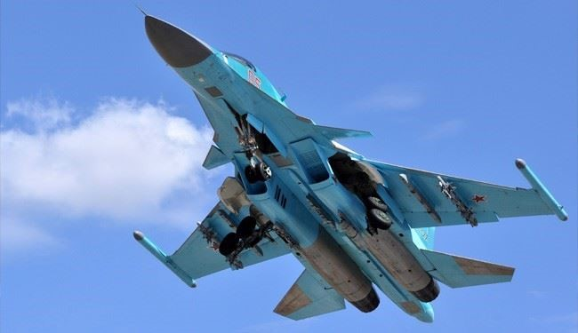 ISIS Terrorists Surprised by Russian Fighter Jets in Aleppo