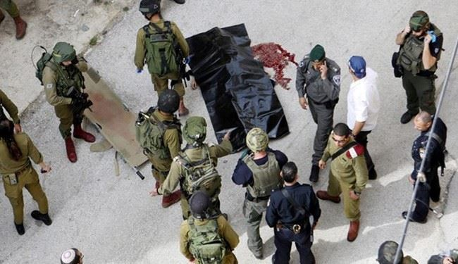 Zionist Forces Kill Palestinian in West Bank