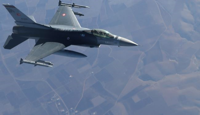 Turkey Fighter Jets Pound PKK Bases in Southeast: Report
