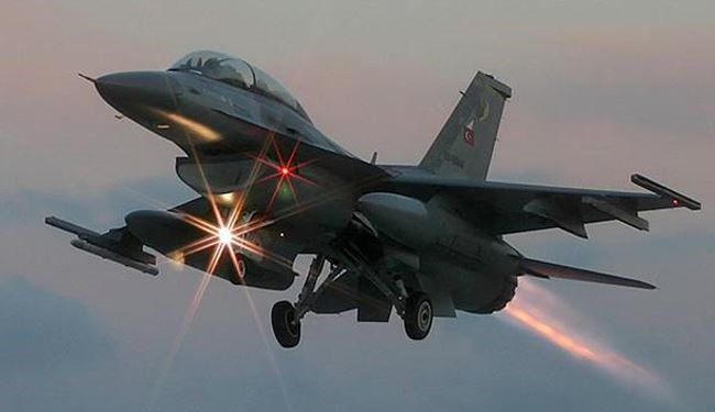Turkish Jets Killed Dozen PKK Militants SE Turkey, N Iraq