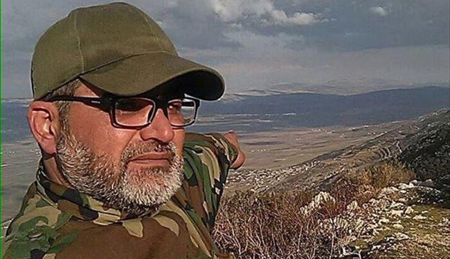 Senior Hezbollah Commander Martyred in Battle with Terrorists in Aleppo
