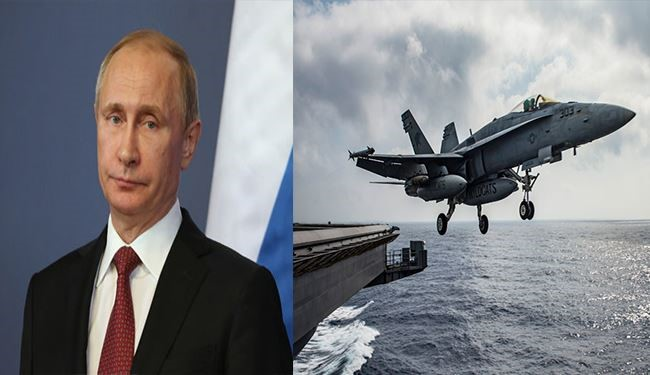 Putin Regrets Repeated Refusal of US in Cooperation against ISIS