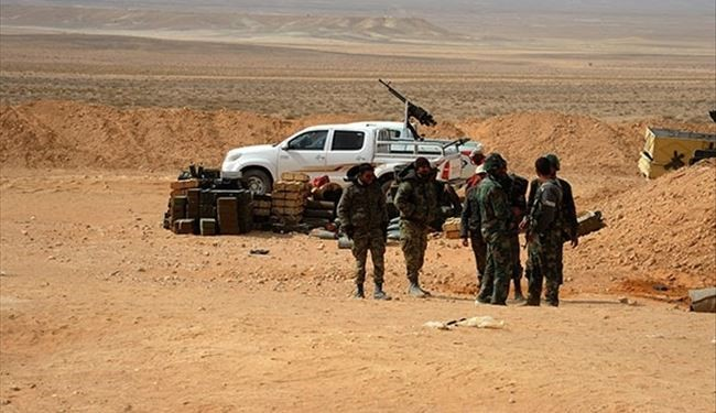 Syria Army Continues to Gain against Terrorists along Castillo Highway