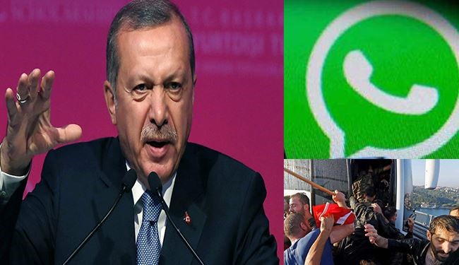 Turkey Coup WhatsApp Messages Reveal Orders to Fire at Crowds