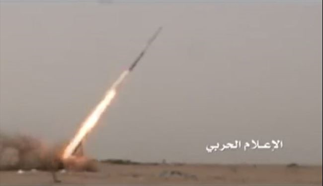 VID: Yemeni Missile Goes Saudi Base up in Flames, 3 Saudi Soldier Killed