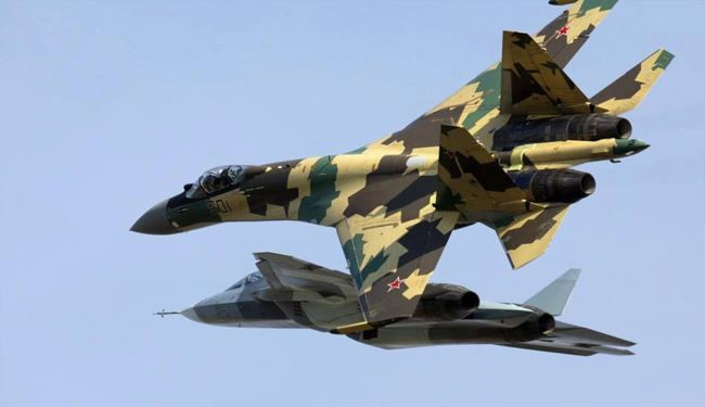 Russian Air Force Targets Al-Nusra Front in Northern Aleppo