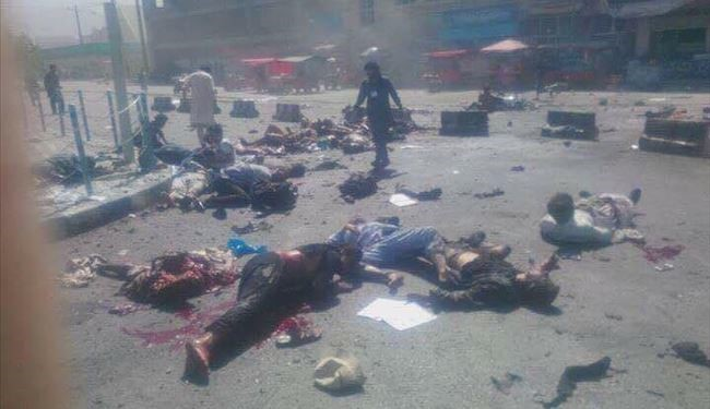 20 Killed, 170 Injured in Kabul Hazara Rally 2 Suicide Attack