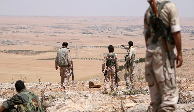 Kurdish Fighters Send More Forces to Manbij to Join SDF's Operation against Daesh