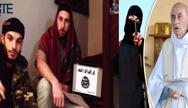 French Priest Throat Slitter Part of ISIS Death Company Led by 'Jihadi John'