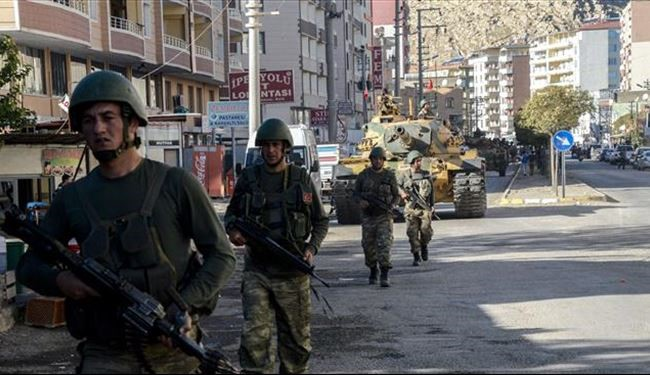 4 Turkey Troops Killed in Clashes with PKK Militants
