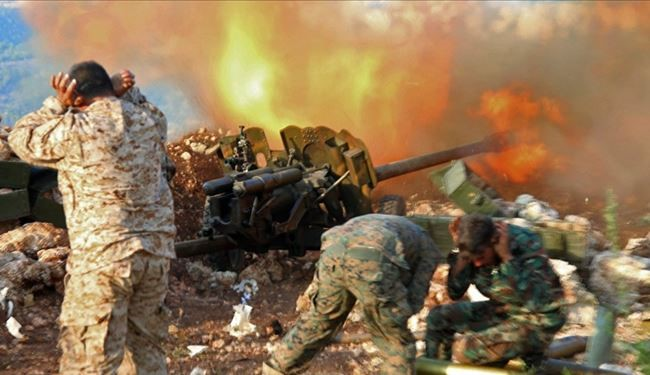 Syrian Army Repulses Terrorists' Offensives in Aleppo, Kills over 800 Militants in Last 24 Hours