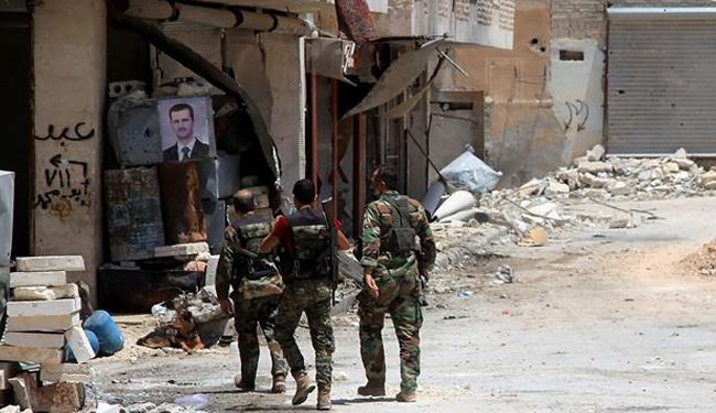 Syrian Forces Thwarted Terrorists Attack on Tal Barouk Eastern Dayr al-Zaw