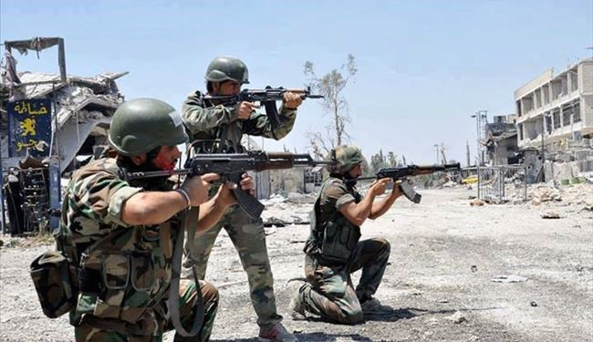 Syrian Army, Popular Forces Pound Terrorists across Country in Last 24 Hours