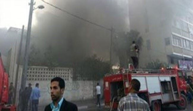 11 Newborn Babies Killed in Hospital fire in Iraq Capital of Baghdad