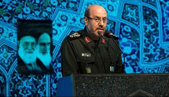 Iran Defense Minister: US Strategies in Middle East Have Failed