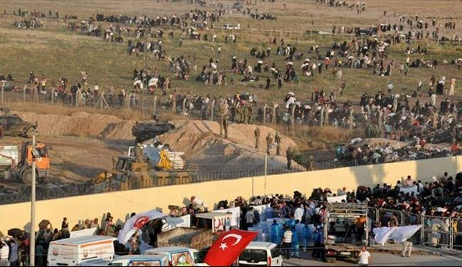 Turkey FM: Syria Border Region Must Be 'Cleansed' of ISIS Terrorists