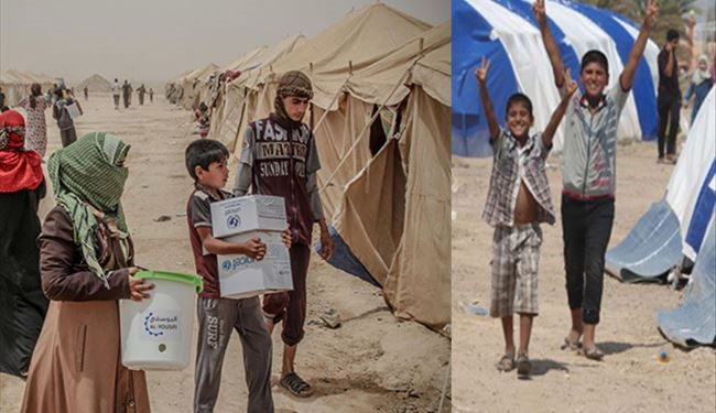 First in Two Years: UN Food Aid Reaches Newly Liberated City of Qayyara