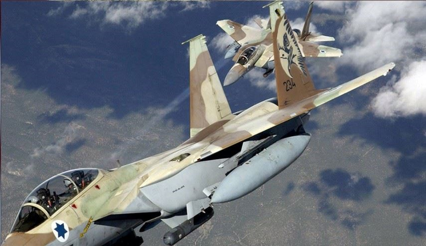 Israeli Warplane & Drone Shot Down by Syrian Army in Golan Heights