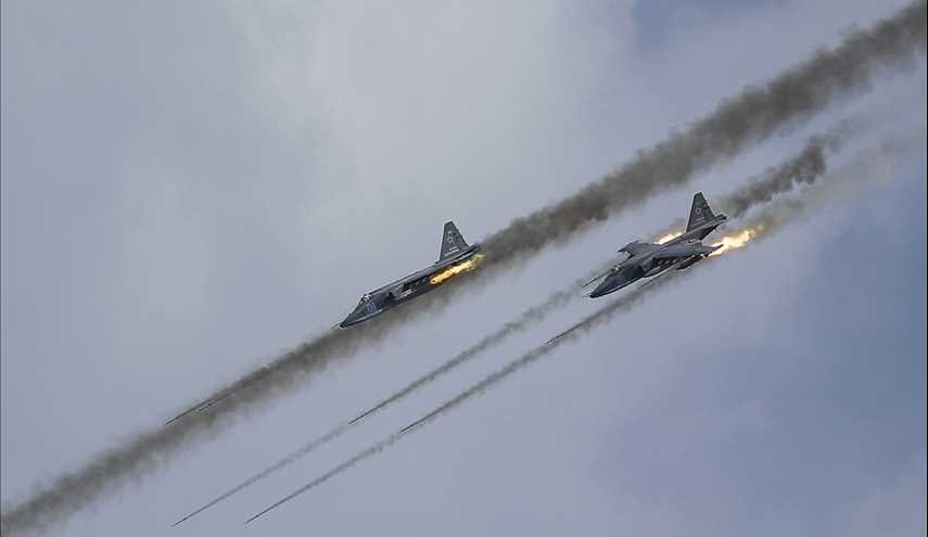 Syrian Jets Pounds ISIS Offensive in Hama, Killing 50 Terrorists