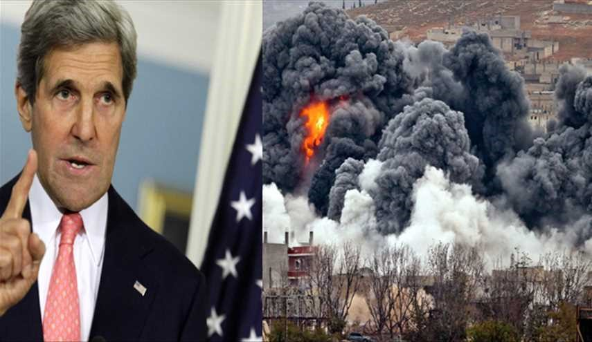 Leaked: War on 'Legitimate' Syrian Government is Illegal - US Secretary of State