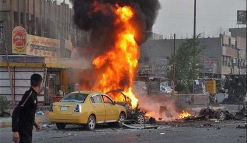 Suicide Bombings Kill 8, Wound 16 in Baghdad: Officials