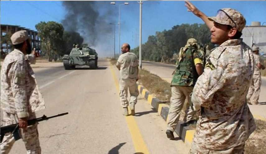 80 ISIS Terrorists Killed by Libyan Army Forces in Sirte