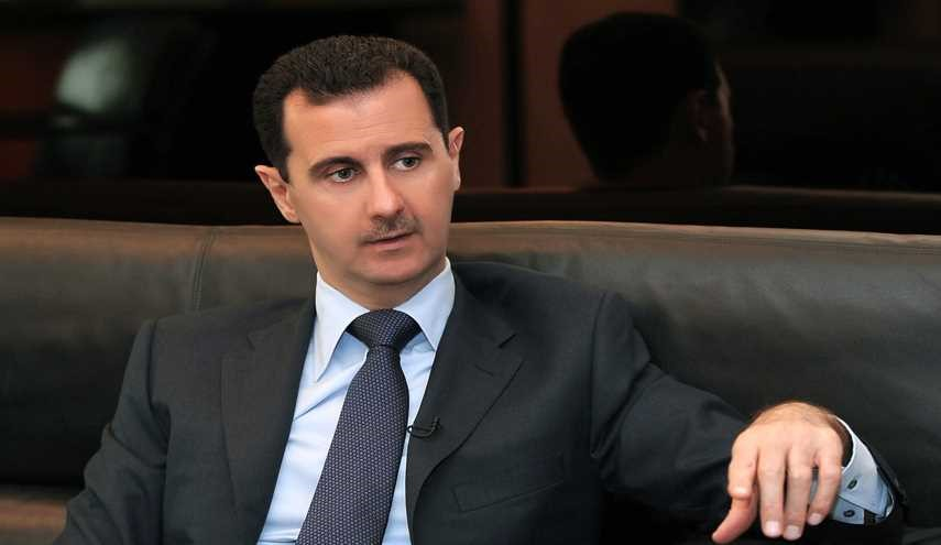 US Afraids of Iran's 1979 Revolution Inspiring People across World: Bashar Al-Assad