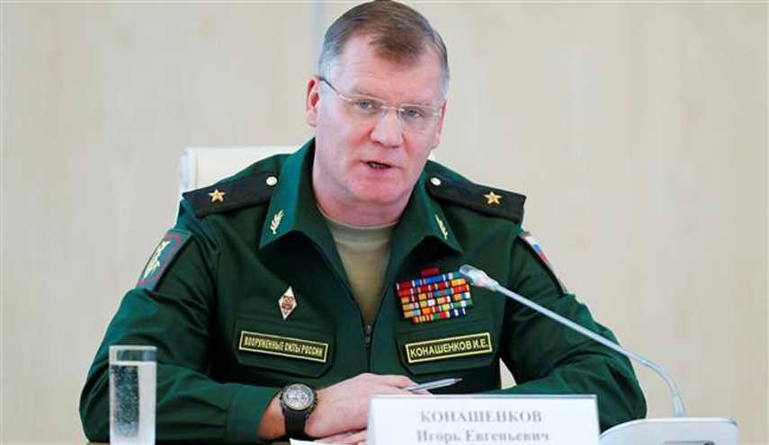 Russia Warned United States against Attacking Syrian Troops