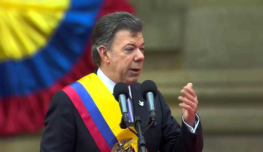 Colombia President Wins Nobel Prize for Peace Efforts