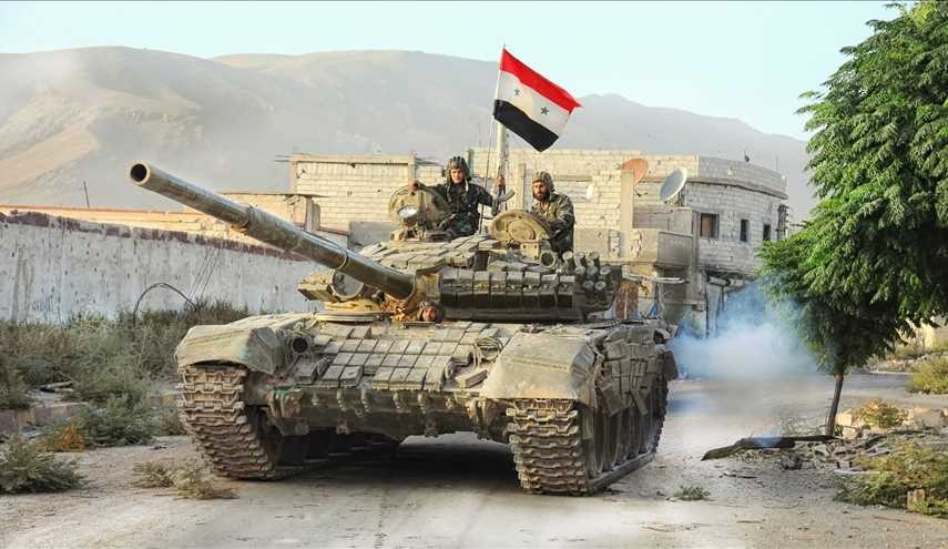 Syrian Army Crushed ISIS In Homs, Dozens Terrorist Killed, Injured