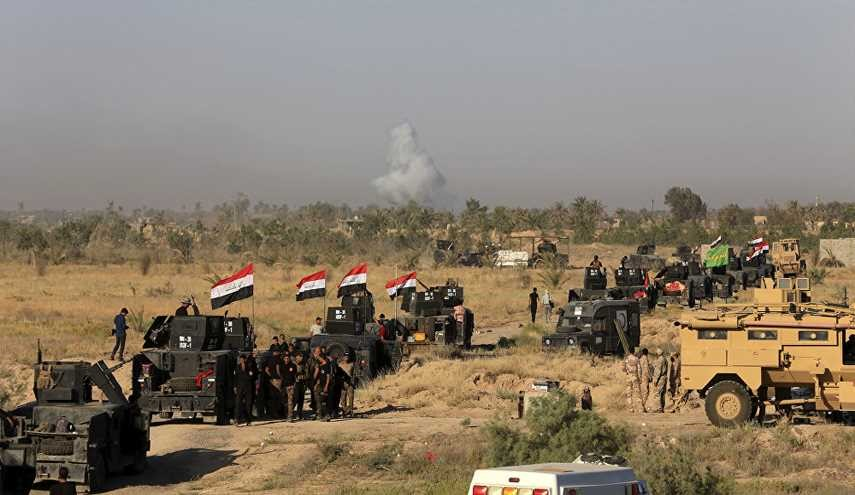 Pro-Government Forces in Iraq Liberate more ISIL-Held Areas, Advance Towards Mosul