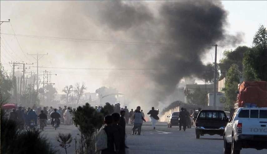 Taliban Attack Capital of Helmand Province