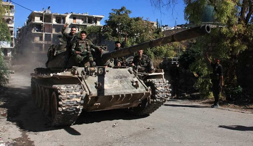 Syrian Army Inflicts Heavy Losses upon Terrorists in Different Areas