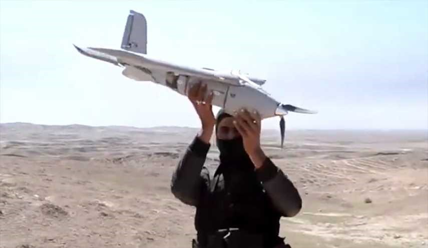 ISIL Fighters Use Drones to Send Explosives, Watch Coalition Activities