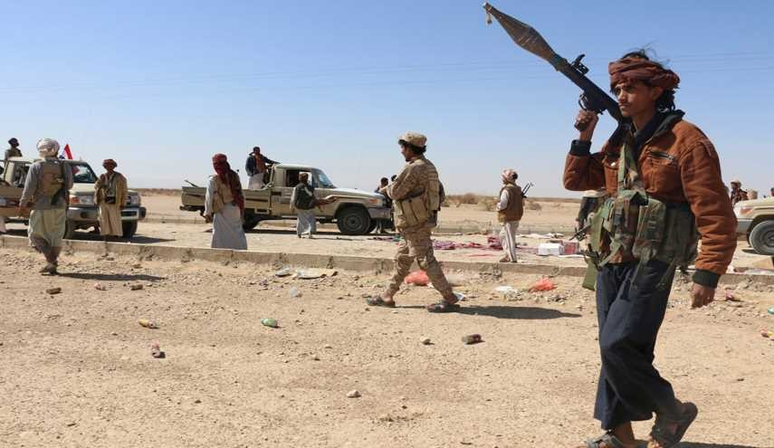 Yemeni Forces Kill Pro-Hadi Top Commander, Regain more Regions in Ma'rib, Al-Jawf Provinces