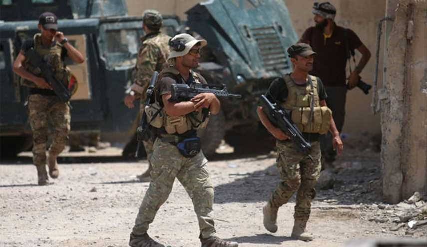 Nearly 100 ISIL Terrorists Killed Southern Mosul