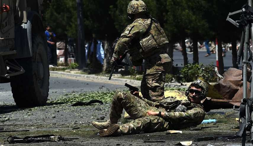 Two Americans killed in Kabul Attack: NATO