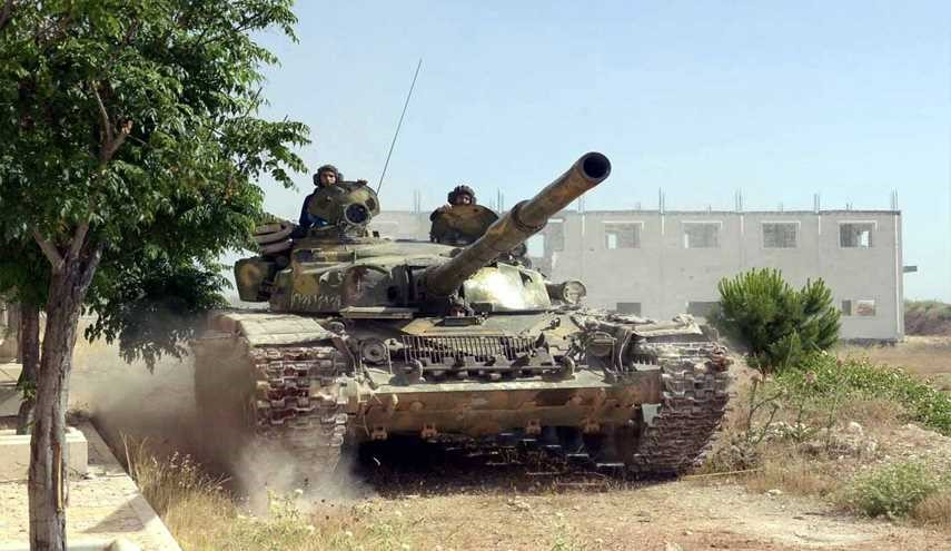 Syrian Army Launches New Offensive to Pull out Terrorists from 2 Key Towns in Hama