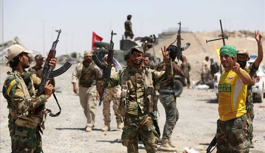 Iraqi Hashd al-Shaabi Forces Ready to Fight ISIS in Syria if Govt. Asks: Top Leader