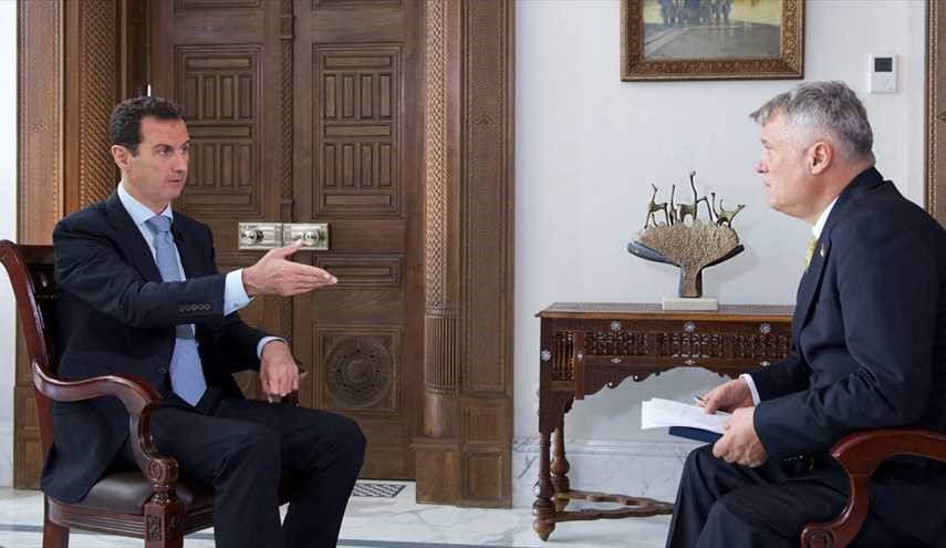 Bashar Al-Assad Blames US, West for Failure of Latest Ceasefire