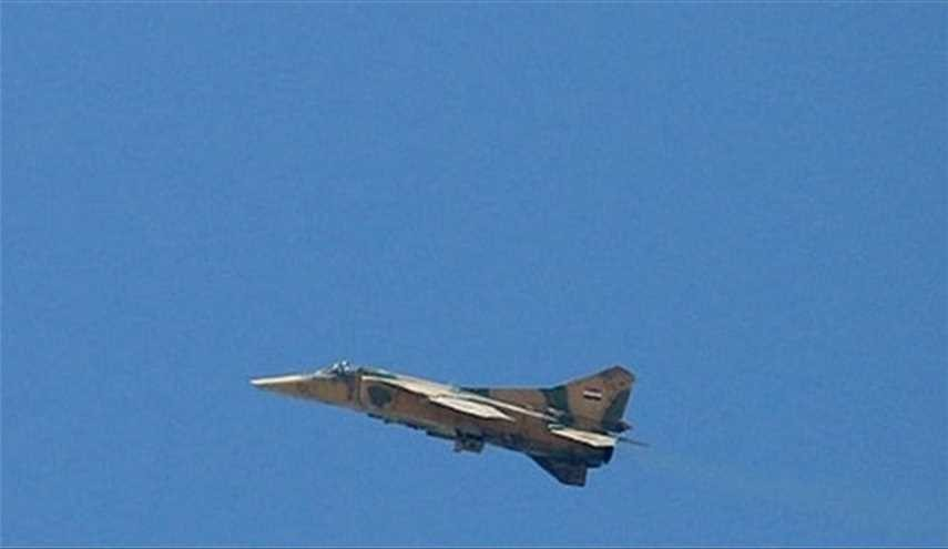 Syrian Jets Target and Killed Dozens Jaysh Al Fateh Terrorists in Aleppo