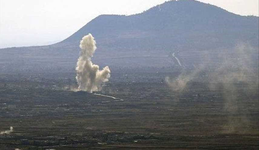 Israel Attacks Syrian Army after Failed Terrorists Offensive Near Golan