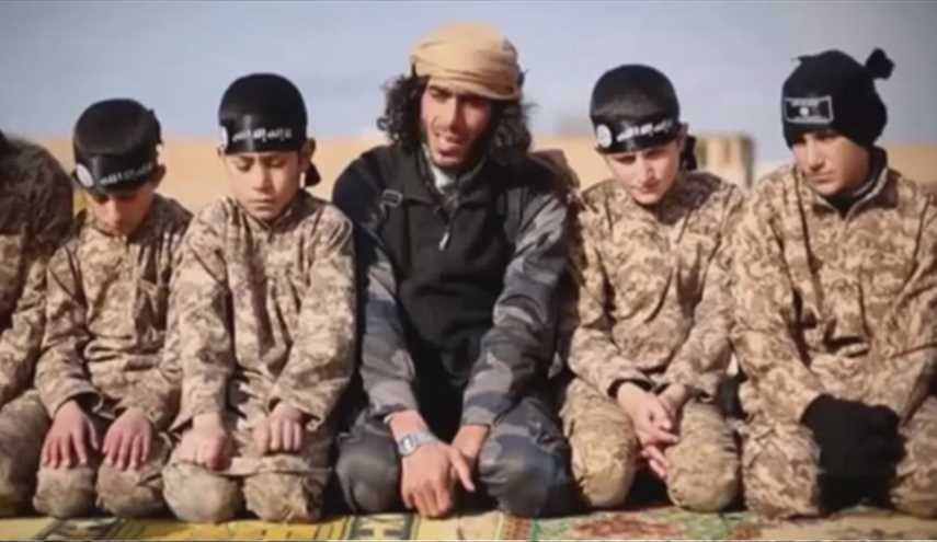 ISIS Child Fighters Are Deploying to Hold Iraqi Strongholds