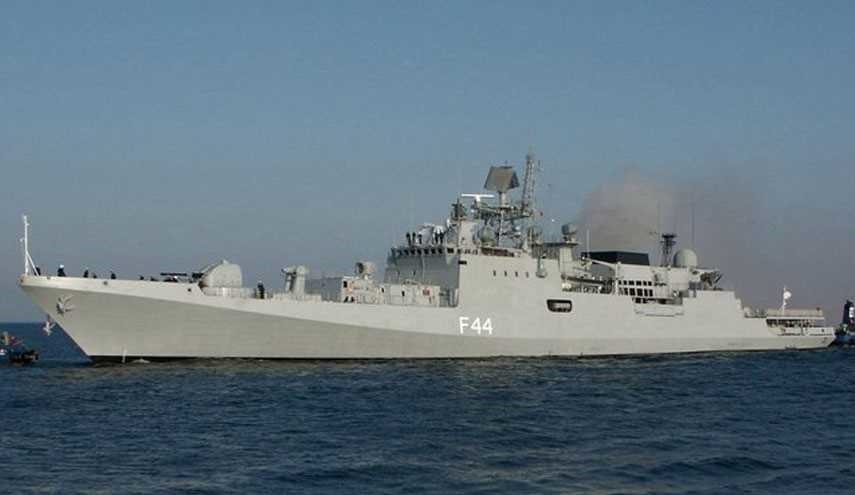 Russian Warship Admiral Grigorovich Ready for Operation in Syria