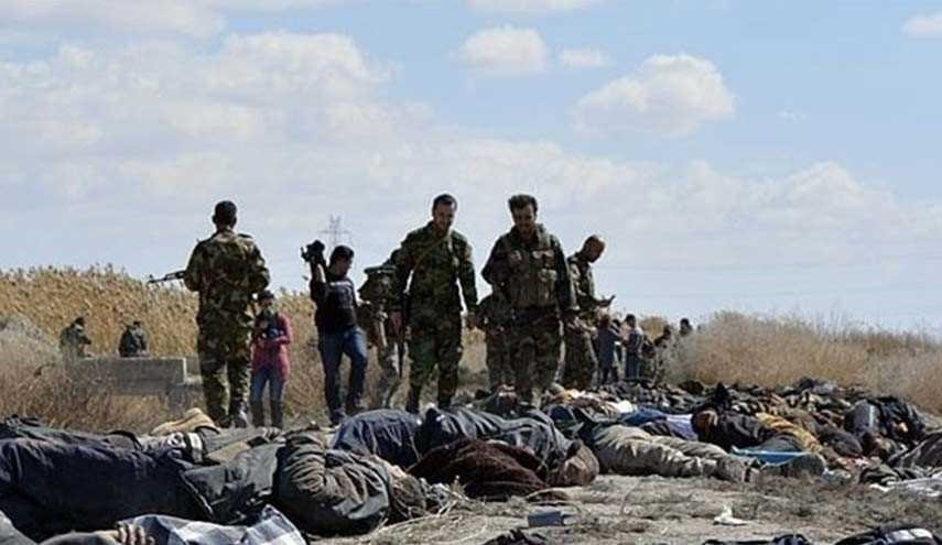 Scores of Terrorists Killed in Syrian Army Ambush in Southeastern Damascus