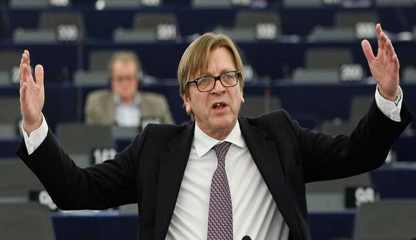 Russians, Americans and Turks Trying to Destroy Europe: Top MEP
